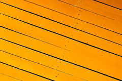 Yellow Painted Wood Stock Photos
