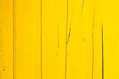 Yellow panel wall Stock Image