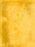 Yellow paper Royalty Free Stock Photos
