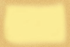 Yellow paper background Royalty Free Stock Photography