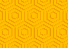 Yellow paper geometric pattern, abstract background template for website, banner, business card, invitation, postcard. Yellow paper pattern, abstract background Stock Photography
