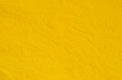Yellow paper texture Stock Photo