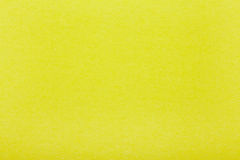 Yellow paper texture background Royalty Free Stock Images