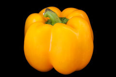 Yellow paprika Royalty Free Stock Image