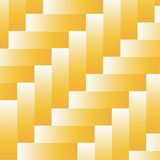 Yellow parquet background Stock Photography
