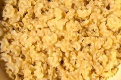 Yellow Pasta Royalty Free Stock Photography