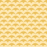 Yellow pattern Royalty Free Stock Image