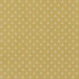 Yellow pattern fabric. The yellow pattern fabric background Stock Photos