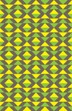 Yellow pattern Stock Photo