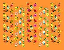 Yellow, Pattern, Leaf, Design stock photos