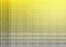 Yellow patterned background Royalty Free Stock Images