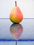 Yellow pear. Stock Photography