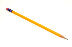 Free Yellow Pencil Royalty Free Stock Image - 11394466