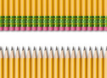 Yellow pencils Royalty Free Stock Photo