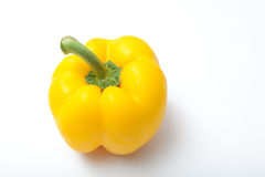 Yellow pepper Stock Images