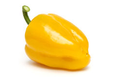 Yellow pepper Stock Photo