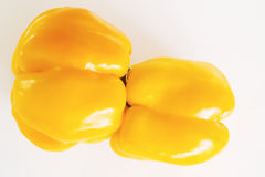 Yellow pepper Stock Photography