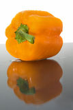 Yellow pepper Stock Photo