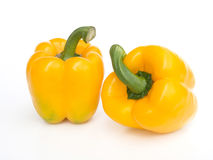 Yellow pepper Royalty Free Stock Photography