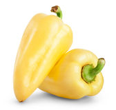 Yellow pepper Royalty Free Stock Images