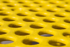 Yellow Picnic Table with Holes Texture. Here is a stock photo texture of a yellow picnic table. It could be used for backgrounds, blending, or more Stock Photos
