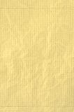 Yellow piece of paper Royalty Free Stock Photo