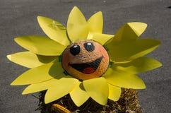 Yellow pinata Stock Photo
