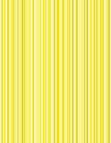 Yellow Pinstripe Background Royalty Free Stock Photo