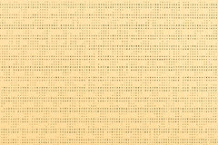 Yellow placemat texture Royalty Free Stock Images
