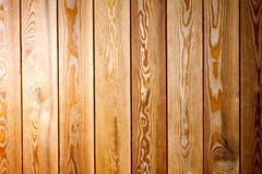 Yellow plank background Royalty Free Stock Image
