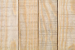 Yellow Planks Wood Texture Royalty Free Stock Images