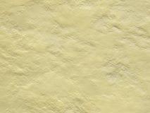 Yellow plaster Stock Image