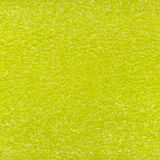 Yellow plastic foam texture Stock Photos