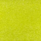Yellow plastic foam texture stock photos