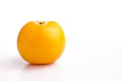 Yellow plum Royalty Free Stock Image