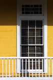The Yellow Porch Royalty Free Stock Photos