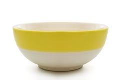 Yellow pot Royalty Free Stock Photography