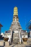 Yellow prang at Wat Nang Chee Chotikaram Stock Photos