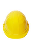 Yellow protective helmet Stock Photography