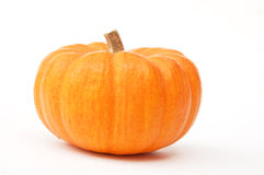 Yellow Pumkin Royalty Free Stock Photo
