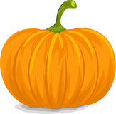 Yellow Pumpkin Royalty Free Stock Image