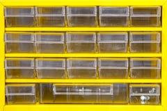 Yellow rack Stock Photos