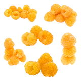 Yellow raspberry Royalty Free Stock Photography