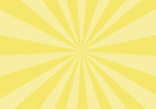 Yellow Rays Royalty Free Stock Images