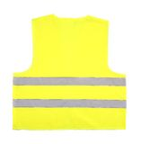 Yellow recue vest Royalty Free Stock Photography