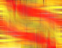 Yellow red background Stock Photos