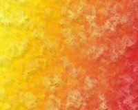 Yellow and red background Royalty Free Stock Images