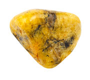 Yellow red crazy lace agate Royalty Free Stock Images