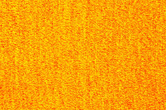 Yellow and red fabric texture Stock Image
