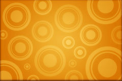 Yellow retro background Royalty Free Stock Photo
